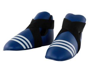 Защита стопы WAKO Kickboxing Safety Boots синяя Adidas