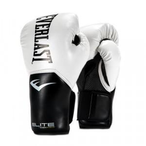Перчатки боксерские Everlast New Pro Style Elite, White, 16 OZ Everlast