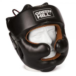Боксерский шлем Green Hill LUX Green Hill