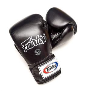 Перчатки тренировочные на липучке Fairtex, 8 oz Fairtex